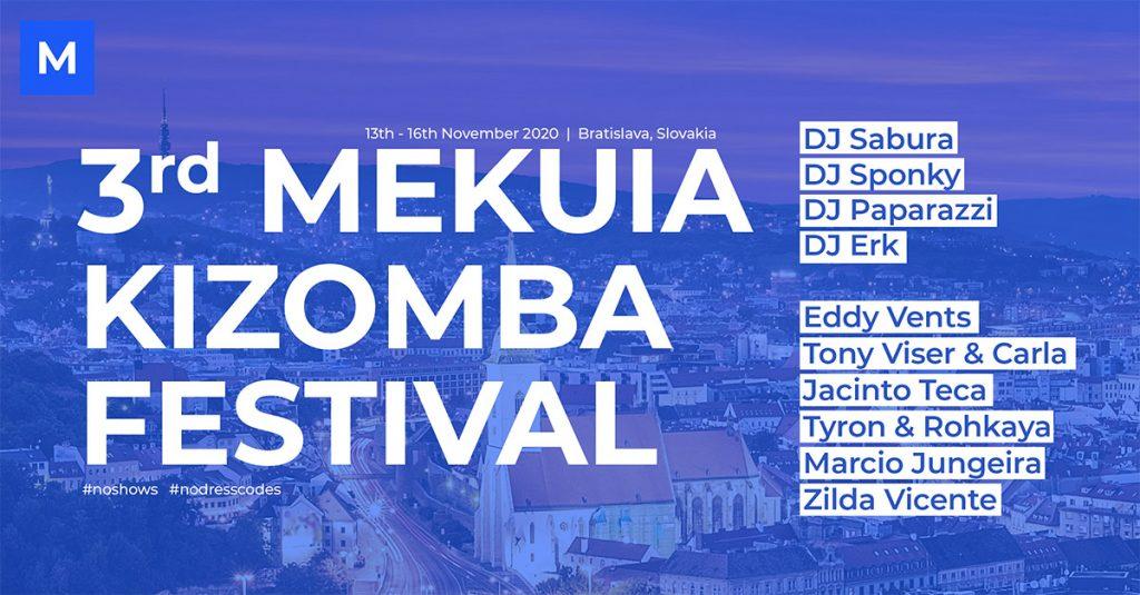 Mekuia Kizomba Festival
